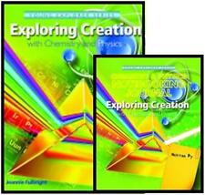 APOLOGIA EXPLORING CREATION CREATION CHEMISTRY & PHYSICS TEXT +NOTEBOOK JOURNAL