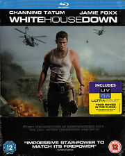 WHITE HOUSE DOWN - Limited Edition Blu-Ray Steelbook -
