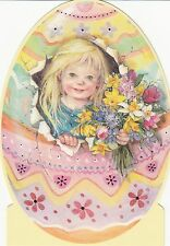New single special shaped Lisi Martin Easter card