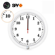 720P Spy Wall Web Camera Cam Camcorder Clock DVR DV Pinhole Mini Surveillance