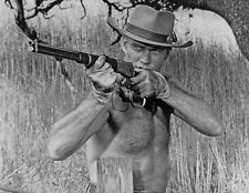 Chuck Connors - The Rifleman - 8 1/2 X 11