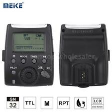 MEIKE TTL Flash Speedlte Light for Sony A7 A7R A7S RX100Ⅱ A5000 NEX3 NEX5 O4HM
