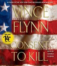 Consent to Kill by Vince Flynn Audio Book