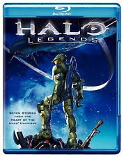 Halo Legends (Blu-ray, 2010) Region B