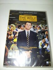 dvd film THE WOLF OF WALL STREET