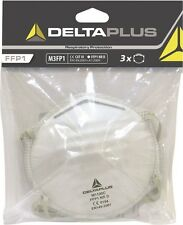 Delta Plus Protective Face Dust Mask FFP1 *3 Pack*