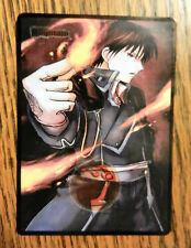 MTG Altered art Roy Mustang Mountain