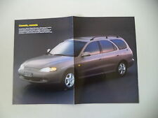 - POSTER ANNO 1996 - HYUNDAI LANTRA STATION WAGON EXECUTIVE