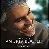 Andrea Bocelli  The Best Of   Vivere  CD