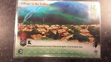 Inuyasha TCG: Village in the Valley #130 Rare Foil Card