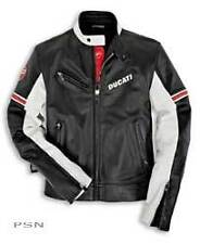 DUCATI DAINESE COMPANY LEATHER JACKET EURO 62