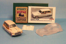 SMC-608 1950 Buick Roadmaster Station Wagon  1/87th-HO Scale  Clear Resin