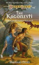 The Kagonesti (Dragonlance Lost Histories, Vol. 1) Niles, Douglas Mass Market P