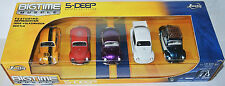 Jada BigTime muscle 5 Deep - 1959 Volkswagen VW Beetle - 1:64 - 5-car-set