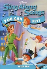 Disney's Sing-Along Songs: You Can Fly! (DVD Used Very Good)