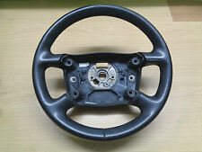 AUDI A2 A3 A6 BLACK LEATHER STEERING WHEEL  8Z0419091BF  8E0000124