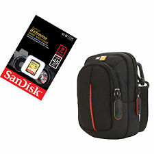 Pro CL1S bag 8G SDHC card camera kit for Sony W650 WX150 W690 WX50 W620 W710