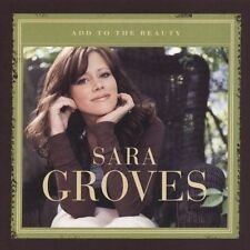 Audio CD Add to the Beauty  - Groves, Sara New