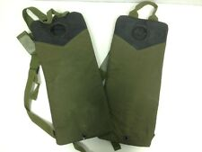 LOT OF 2 US MILITARY OD CAMELBAK STORM HYDRATION CARRIER USMC VGC