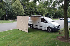 Front Awning Extension For Pull Out Awning 2.5M x 1.8M Exterior Protection