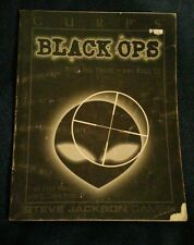 GURPS Black Ops : Find the Truth--And Kill It by Jeff Koke (1997, Paperback)