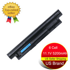New Battery for Dell Inspiron MR90Y XCMRD 14R(5421 5437) 15R(3521 5521) 17(3721)