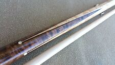 New Custom Lucasi Pool Cue LZ2000SP 4 Point Birdseye Maple LD Ferrule, Everest