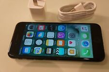 [A-] Very Good Apple iPhone 7 128GB Jet Black (T-Mobile) CLEAN IMEI/PAID OFF