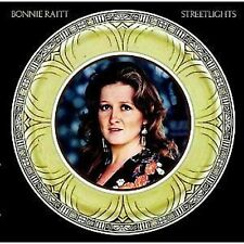 Bonnie Raitt Streetlights CD NEW 2001 Digitally Remastered