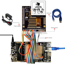 8051 Microcontroller Development Board Kit for 128x128 Graphic LCD Module