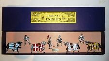 HIRIART TOY SOLDIERS: THE MEDIEVAL KNIGHTS