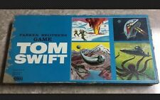Vintage EXTREMELY RARE Tom Swift Board Game 1966 Parker Brothers TV SHO COMPLETE