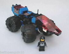 Lego 6895 Space Police Spy-Trak I - 2 Minifigures Complete