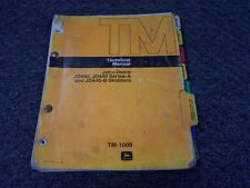 John Deere 440 440A 440B Log Cable Skidder Shop Service Repair Manual TM1009