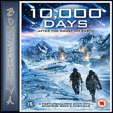 10000 DAYS - AFTER THE COMET HIT EARTH - Kasey Campbell  *BRAND NEW DVD***