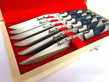 611BL Laguiole dinner knife, dinner knives steak knives steak knife cutlery set