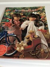 1998 Holiday American Girl catalog from Pleasant Company  Molly