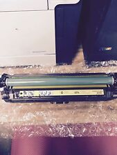 Used HP OEM Genuine Yellow CE342A 651A Toner for LJ M700 M775 Series 10