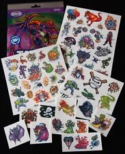NEW 50 + TATTOO MANIA DRAGON BOYS TRANSFER TATTOOS SAVVI 10