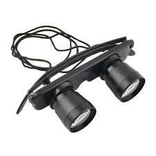 3x28 Magnifier Glasses Style Telescope Fishing Optics Binoculars Outdoor Concert