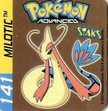 ≈Ω STAKS MAGNET POKEMON ADVANCED (Used) N° 141 MILOTIC