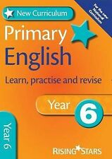 New Curriculum Primary English Year 6 by Rising Stars UK Ltd (Paperback, 2014)