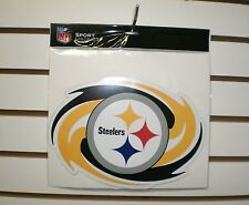 BRAND NEW NFL PITTSBURGH STEELERS   LARGE 11x8 CAR AND  DECORATIVE MAGNET
