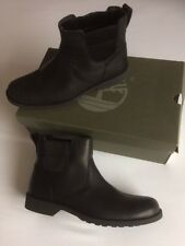 Timberland  Mens Fitchburg Chelsea Boots UK size 6.5 Black RRP £135 Waterproof
