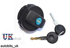 FUEL PETROL LOCKING TANK FILLER CAP + 2 KEYS LOCKABLE FOR VW GOLF MK 2 3 4