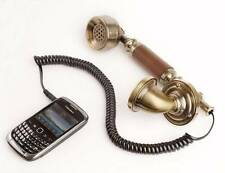 NEW Retro Telephone Vintage-Style Handset For Cell Phones & Smartphones w/ 3.5mm