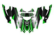 2003 2004 2005 2006 Arctic Cat Sabercat Firecat Graphics F5 F6 F7 #1900 Green