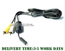New Audio Video TV AV Cable for Nikon Coolpix Camera L810 D3100 S3300 L105 L22