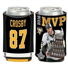 SIDNEY CROSBY #87 CONN SMYTHE MVP PITTSBURGH PENGUINS KADDY KOOZIE CAN HOLDER