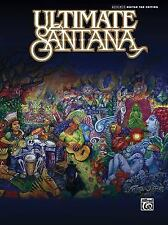 Ultimate Santana (Authentic Guitar Tab Edition) by